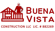 Buena vista construction logo
