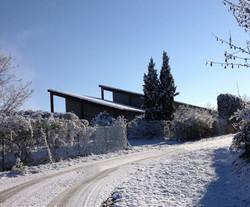 Villa sulle colline di Gubbio