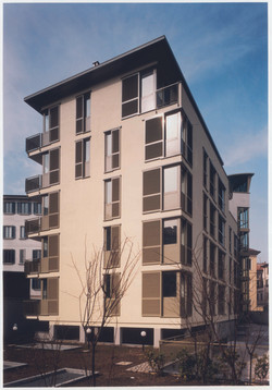 Edificio residenziale a Milano