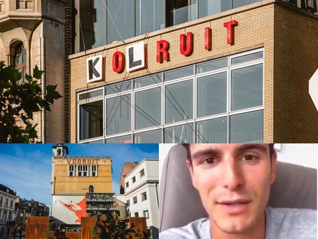 Theater en eventzaal Vooruit heet voortaan 'Kolruit'