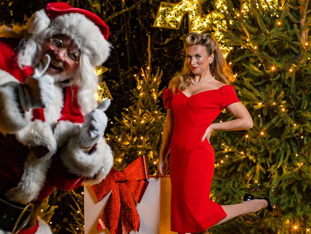 The Christmas Show vanuit je kot