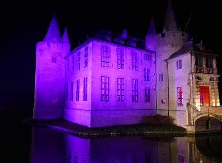 Audiovisueel spektakel 'Kerstmagie' strijkt binnenkort neer in 6 Vlaamse kastelen