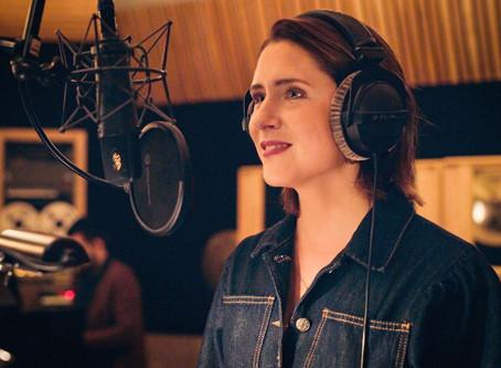 """Actrice Margot Hallemans lanceert single """"Kinderspel"""" geschreven door UDO."""