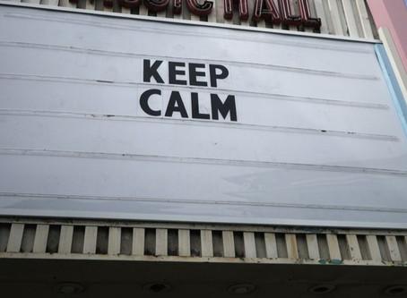 Opnieuw beperkingen in contacten, gaat het theater dan terug op slot?