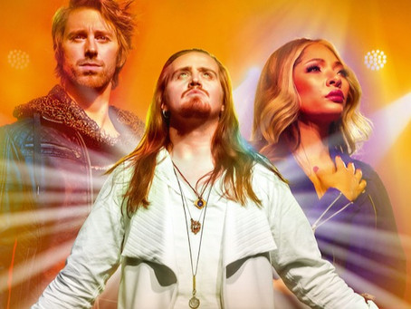Jesus Christ Superstar Musical dinnershow in bubbel-setting