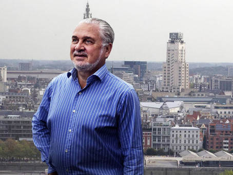 Van Boerentoren tot cultuurtoren: Huts maakt toren opnieuw toegankelijk voor het publiek