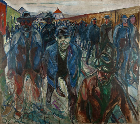 1020px-Edvard_Munch_-_Workers_on_their_W