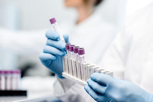 Коронавирус SARS-CoV-2, определение РНК, кач., в мазке со слизистой носоглотки и