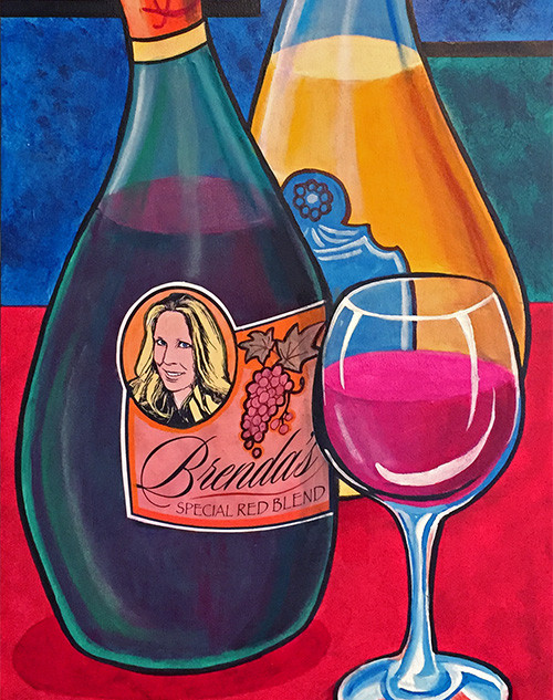 Brenda's Wine