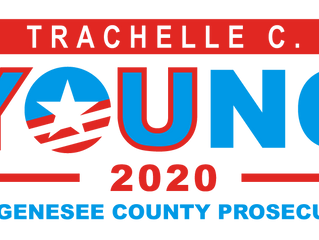 NEWS RELEASE: Trachelle C. Young Calls On Genesee County Prosecutor David Leyton to Debate