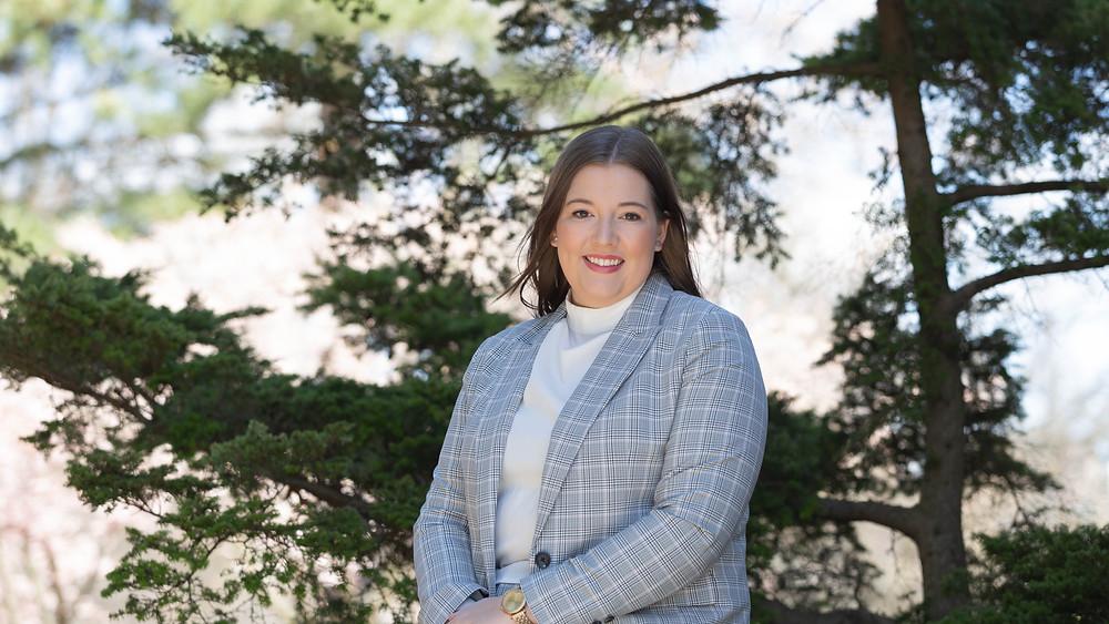 Helen Korneffel, VPA Communications Manager