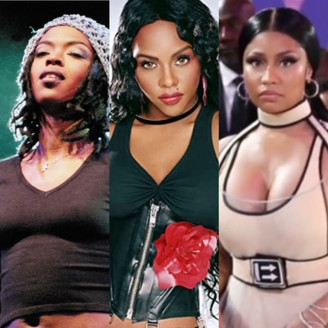 How three hip hop queens helped me through the pandemic