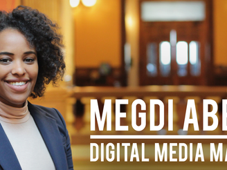 Getting to know Megdi Abebe