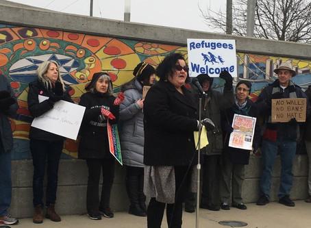Advocates Demand, Safe, Sane, Humane Immigration to End Shut Down