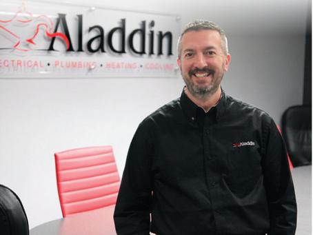 IBEW NECA 252 Contractor Spotlight: Aladdin President and General Manager Jason Kreger