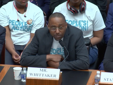 Michigan United Leaders Give Payday Lending Testimony in Washington D.C.