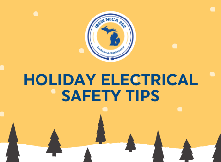 10 Electrical Safety Tips for the Holiday Season