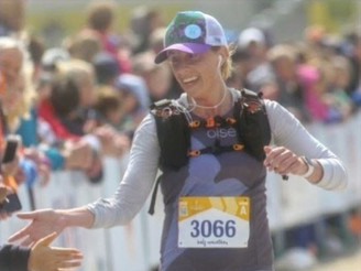 What running taught me about getting through a global pandemic