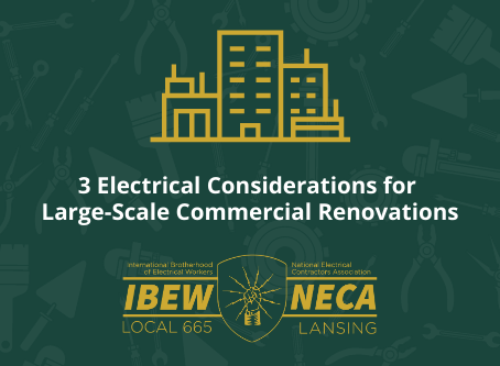 3 Electrical Considerations for Large-Scale Commercial Renovations