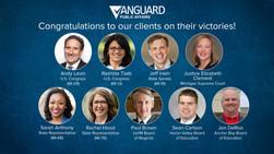 Vanguard Clients Score Election Day Victories Across Michigan