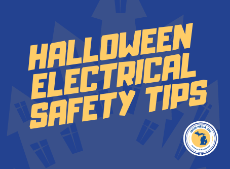 Halloween Electrical Safety Tips from IBEW NECA 252