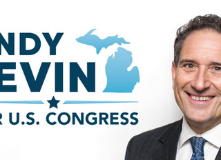 Andy Levin announces bid to fill father Sandy Levin's congressional seat