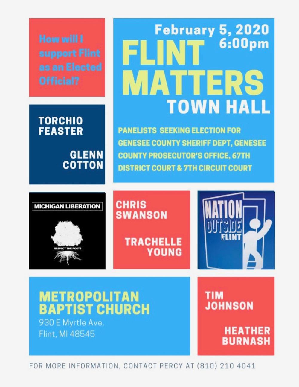 Flint Matters