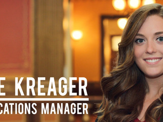 Staff Spotlight: Nicole Kreager's Winning Skill Set