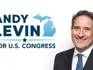 Clean Energy Leader, Former Job Training Chief Andy Levin Announces Campaign for 9th Congressional D