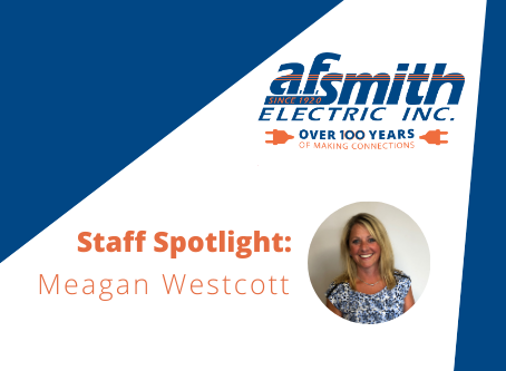 Q&A with Meagan Westcott, Accounts Payable and Service Work Billing Manager