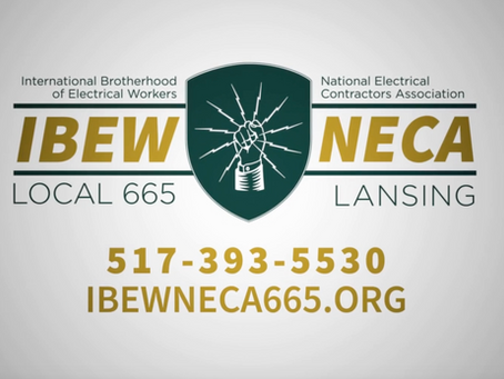 IBEW NECA 665 Supports Local Health Care Heroes