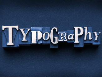 Typography: The Mother of All Design