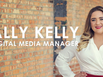 Introducing Ally Kelly