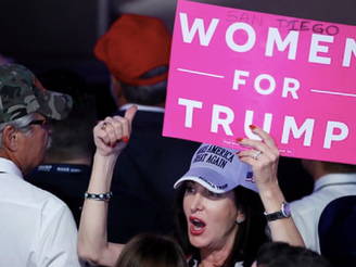 What Gillian Flynn told us about the women who voted for Trump