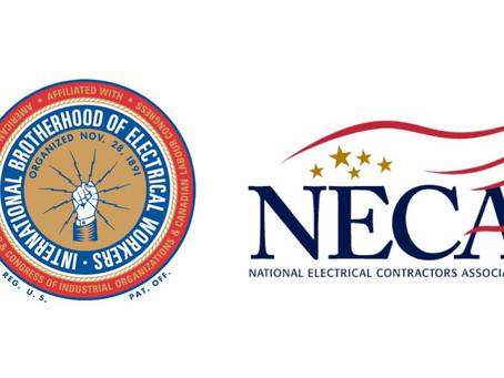 NECA/IBEW National Disease Emergency Response Agreement (NDERA)