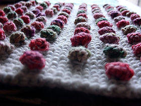 Learn to Knit Small & Large 3D Bobbles