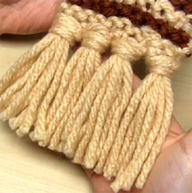 A Classic Decoration for your Knitted Projects