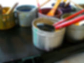 Encaustic wax pots.jpg