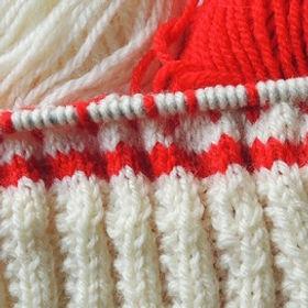 What is Fair Isle knitting?
