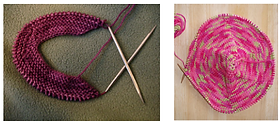 If you're new to reading knitting charts, then this is the page for you!