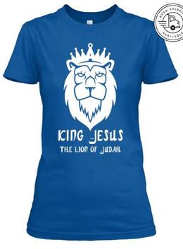 King Jesus: The Lion Of Judah