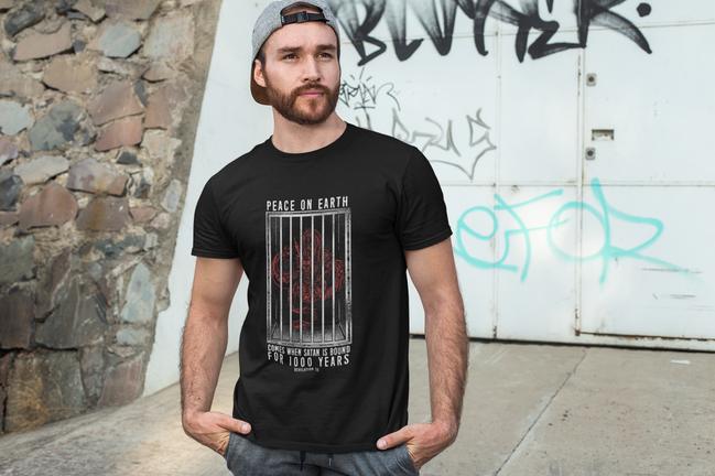 Satan Bound 1,000 years T-Shirts