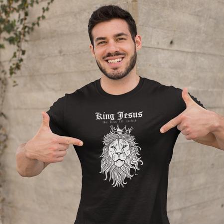 King Jesus The Lion Of Judah T-Shirt