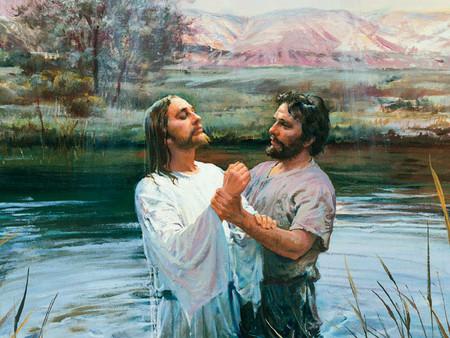 JESUS MINISTRY BEGINS