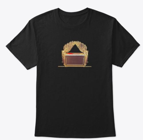 Jesus' Blood & The Ark Of The Covenant T-Shirt