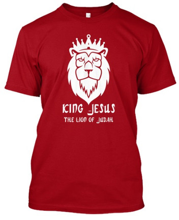 King Jesus -The Lion Of Judah