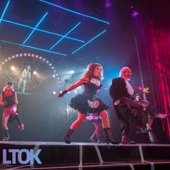 "Magenta in ""Rocky Horror Show"" at Lyric Theatre of Oklahoma"