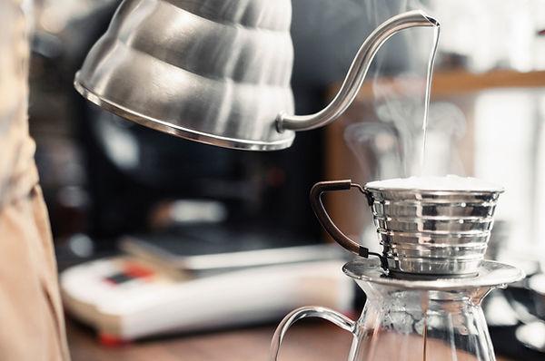 Filter kávé készítés | Barista tanfolyam és Barista képzés Budapesten | Barista Campus