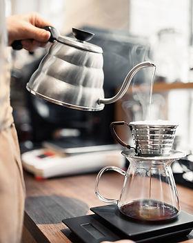 Fresh Drip Coffee