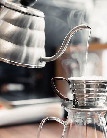 Taze Damla Kahve